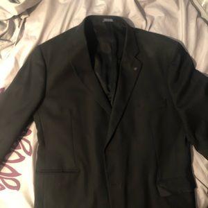 Stafford black blazer